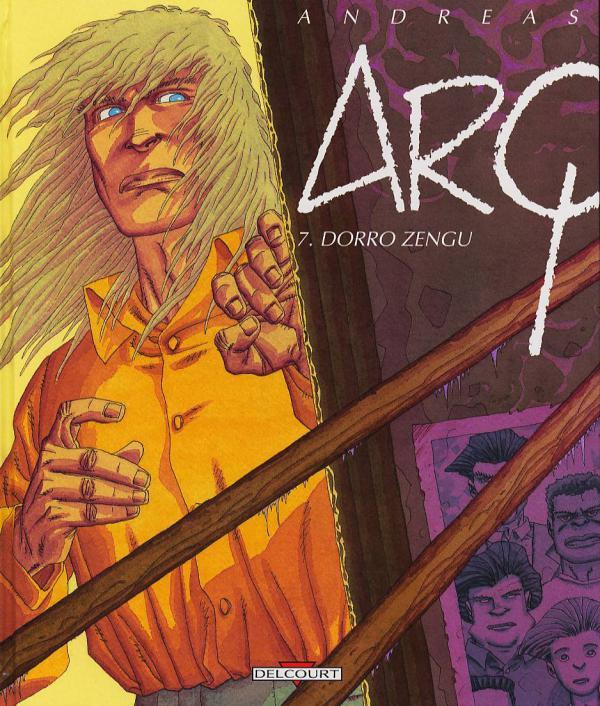 Arq T7 : Dorro Zengu (0), bd chez Delcourt de Andreas