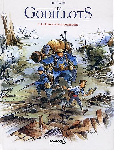 Les Godillots T1 : Le Plateau du Croquemitaine (0), bd chez Bamboo de Olier, Marko