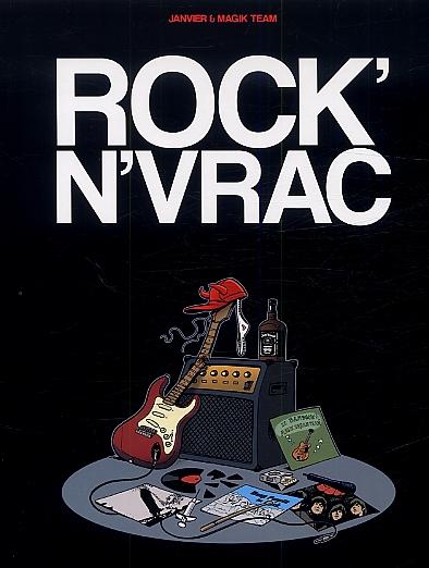 Rock'n vrac, bd chez Bamboo de Collectif, Janvier, Poli rivière