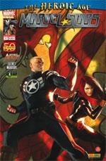 Marvel Stars T5 : Les yeux du dragon (0), comics chez Panini Comics de Hickman, Pak, Brubaker, Deodato Jr, Pelletier, Colak, Imaginary friends studio, d' Armata, Beredo, Djurdjevic