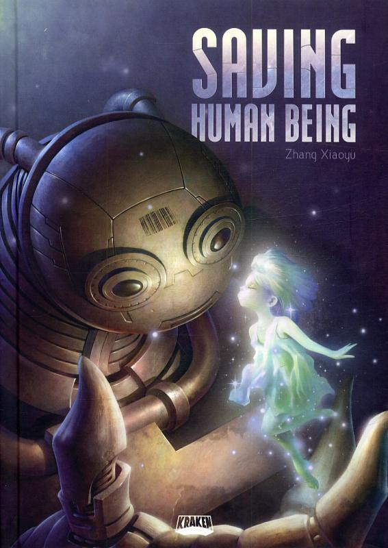 Saving Human Being, bd chez Ankama de Xiaoyu