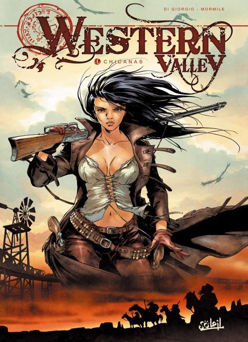Western valley T1 : Chicanas (0), bd chez Soleil de Di Giorgio, Mormile, Lecloux