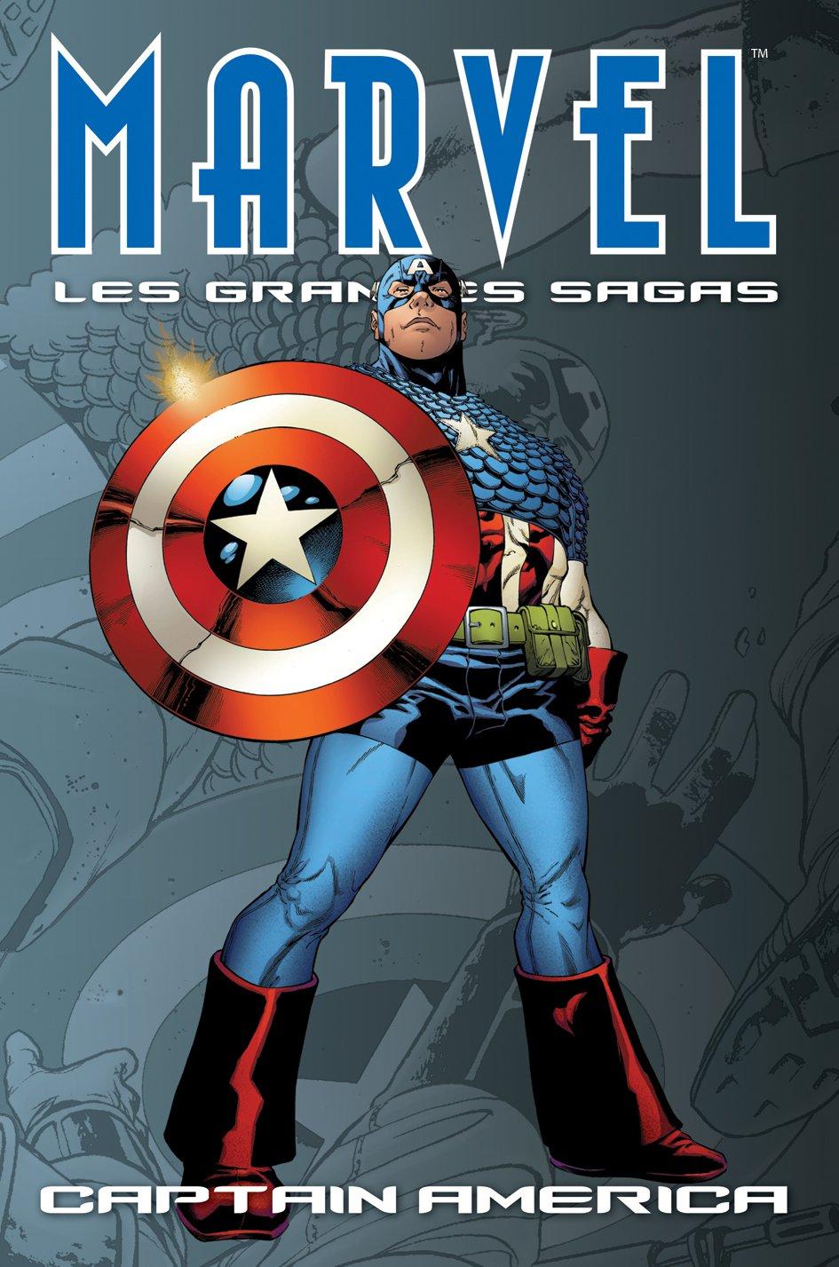 Marvel : Les grandes sagas T7 : Marvels (7/10) - Captain America (0), comics chez Panini Comics de Waid, Stern, Busiek, Zircher, Kubert, Smith, Sotomayor