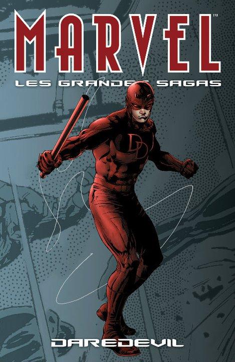 Marvel : Les grandes sagas T8 : Marvels (8/10) - DareDevil (Born again - Renaissance) (0), comics chez Panini Comics de Miller, Mazzucchelli, Scheele, Lewis, Zircher