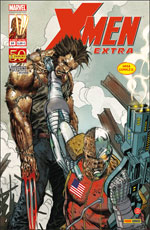 X-Men (revue) – Extra, T84 : Demain meurt aujourd'hui (0), comics chez Panini Comics de Aaron, Garney, Milla