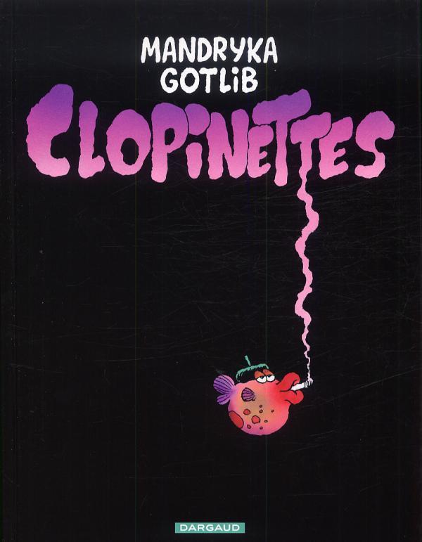 Clopinettes, bd chez Dargaud de Gotlib, Mandryka