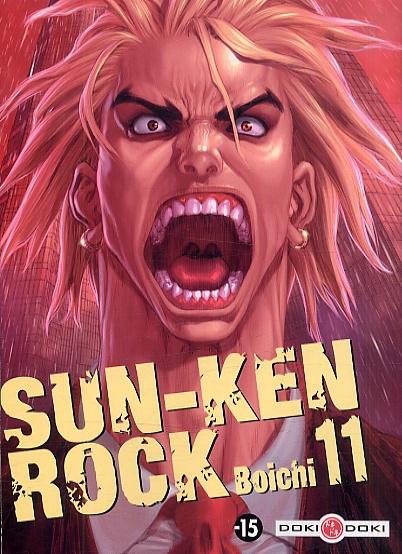 Sun-Ken Rock – Edition simple, T11, manga chez Bamboo de Boichi