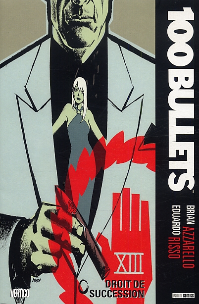 100 Bullets – Edition Softcover, T13 : Droit de succession (0), comics chez Panini Comics de Azzarello, Risso, Mulvihill, Johnson