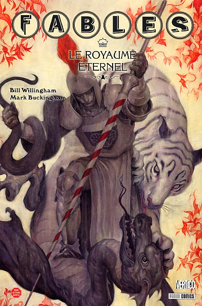 Fables – Softcover, T13 : Le royaume éternel (0), comics chez Panini Comics de Willingham, Buckingham, Loughridge, Jean