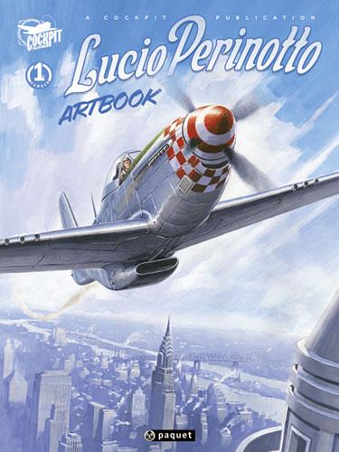Lucio Perinotto Artbook T1, bd chez Paquet de Perinotto