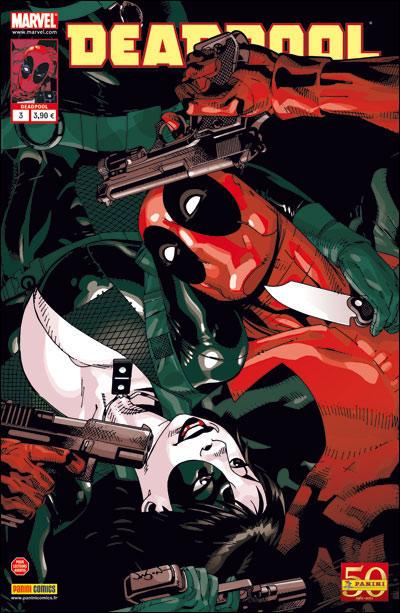 Deadpool (revue) – V 2, T3 : Tu veux être mon ami ? (2) (0), comics chez Panini Comics de Way, Medina, Gracia, Pearson