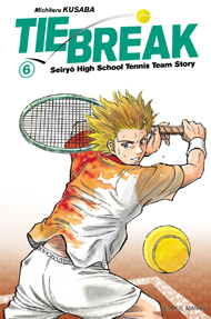 Tie break T6 : , manga chez Soleil de Kusaba