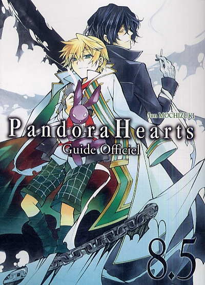 Pandora Hearts : Guide Officiel (8.5) (0), manga chez Ki-oon de Mochizuki