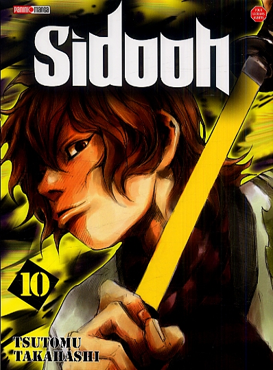 Sidooh – 1 édition, T10, manga chez Panini Comics de Takahashi