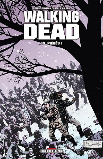 Walking Dead T14 : Piégés (0), comics chez Delcourt de Kirkman, Adlard, Rathburn