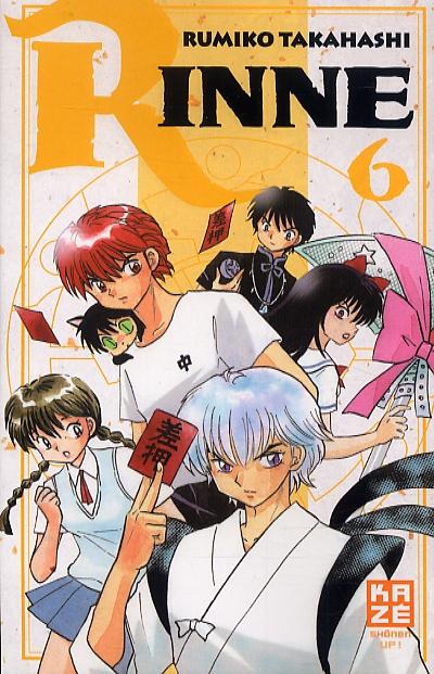 Rinne T6, manga chez Kazé manga de Takahashi