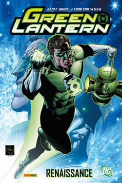 Green Lantern - Renaissance, comics chez Panini Comics de Johns, Cooke, Van sciver, Stewart, Baumann