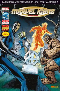 Marvel Icons - Hors série T22 : Trois (Fantastic Four - Three) (0), comics chez Panini Comics de Hickman, Epting, Dragotta, Mounts, Perkins, Davis