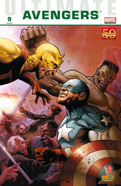Ultimate Avengers T9 : Blade vs the Avengers (0), comics chez Panini Comics de Millar, Dillon, Hollingsworth, Rauch, Land