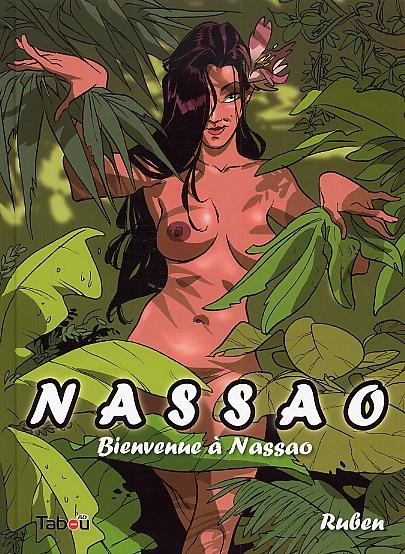 Nassao T1, bd chez Tabou de Ruben, Del Rinco