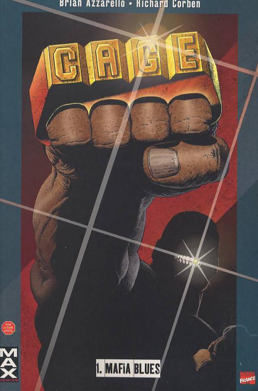 Cage T1 : Mafia blues (0), comics chez Panini Comics de Azzarello, Corben, Villarubia