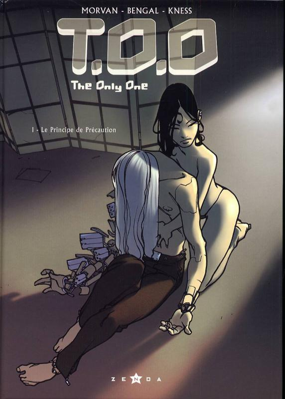TOO : The only one T1 :  Electric city (0), bd chez Zenda de Morvan, Bengal, Kness