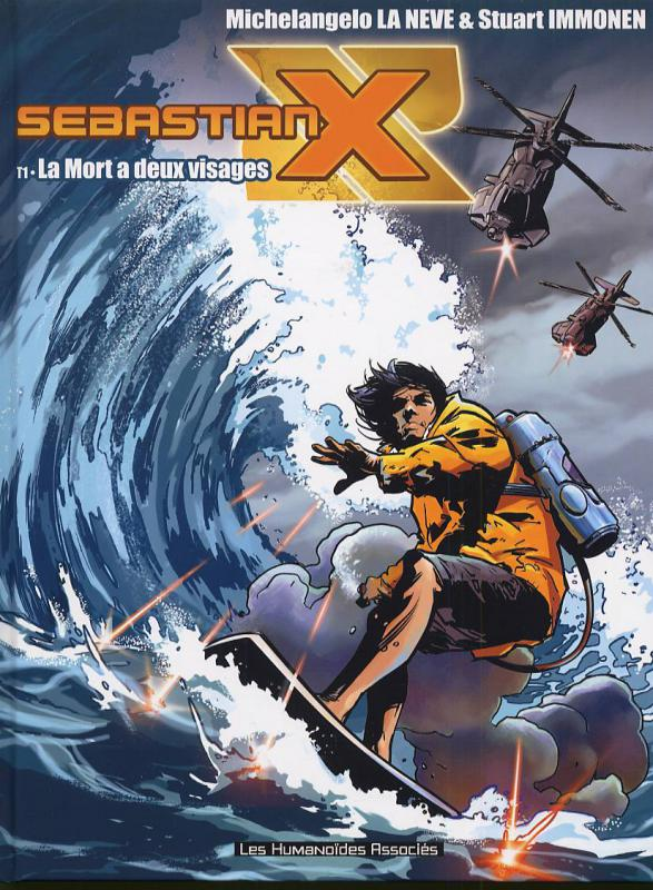 Sebastian X T1 : Stratégie 17 (0), bd chez Les Humanoïdes Associés de La Neve, Immonen, Moulard
