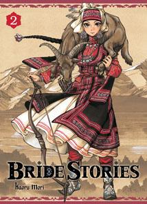Bride stories T2, manga chez Ki-oon de Mori
