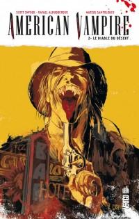 American Vampire T2 : Le diable du désert (0), comics chez Urban Comics de Snyder, King, Albuquerque, Santolouco, McCaig