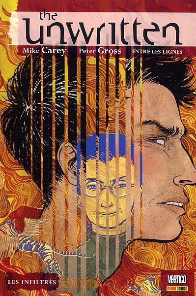 The Unwritten - Entre les lignes T2 : Les infiltrés (0), comics chez Panini Comics de Carey, Gross, Huggins, Chuckry, McGee, Devon, Shimizu