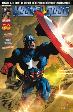 Marvel Stars T10 : Conviction (0), comics chez Panini Comics de Spencer, Hickman, Brubaker, Parker, Vitti, Deodato Jr, Walker, Eaton, Conrad, Imaginary friends studio, Martin, Beredo, d' Armata