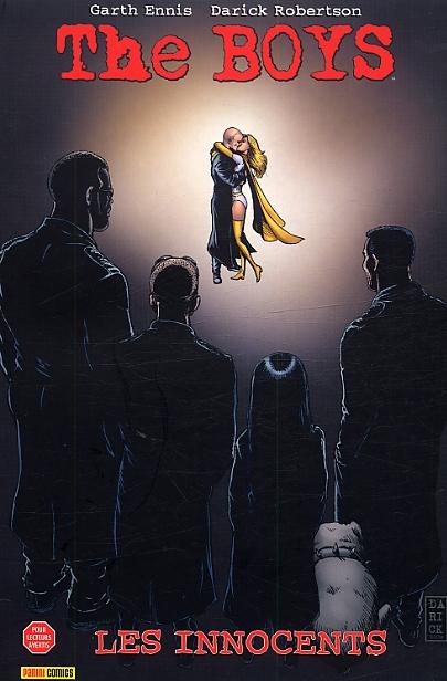 The Boys – édition souple, T11 : Les innocents (0), comics chez Panini Comics de Ennis, Robertson, Aviña
