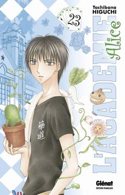 L'académie Alice T23, manga chez Glénat de Higuchi