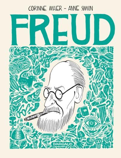 Freud, bd chez Dargaud de Maier, Simon