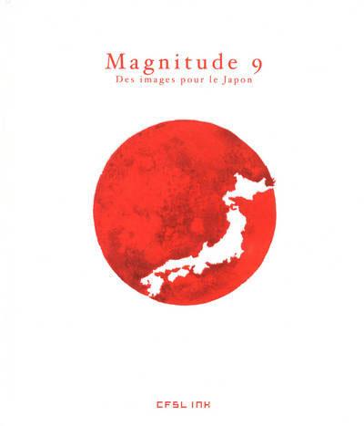 Magnitude 9 : Des images pour le Japon (0), bd chez Ankama de Collectif