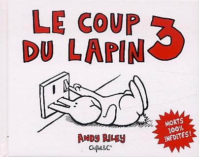 Le Coup du lapin T3, comics chez Hugo BD de Riley