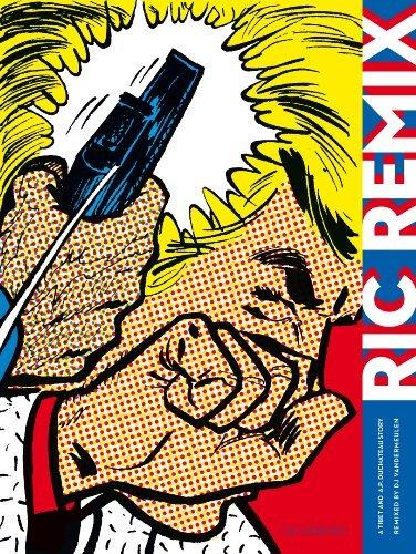 Ric Hochet : Ric Remix (0), bd chez Le Lombard de Vandermeulen, Tibet