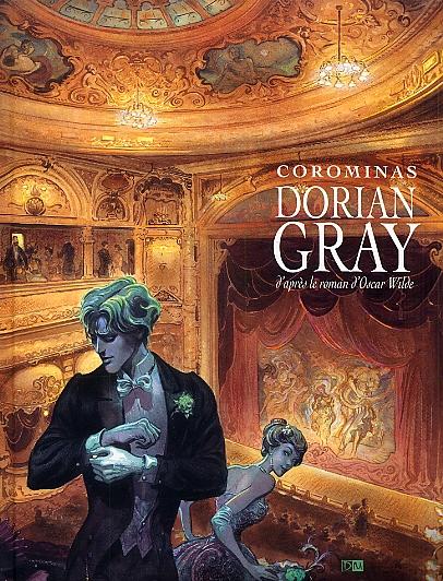 Dorian Gray, bd chez Daniel Maghen de Corominas