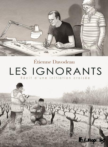 Les Ignorants, bd chez Futuropolis de Davodeau