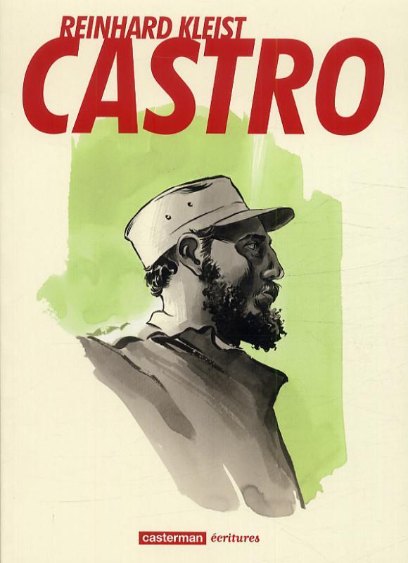 Castro, bd chez Casterman de Kleist