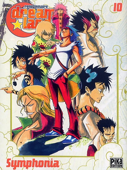 Dreamland  T10 : Symphonia (0), manga chez Pika de Lemaire