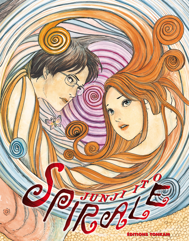 Spirale, manga chez Tonkam de Ito