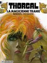 Thorgal T1 : La magicienne trahie (0), bd chez Le Lombard de Van Hamme, Rosinski