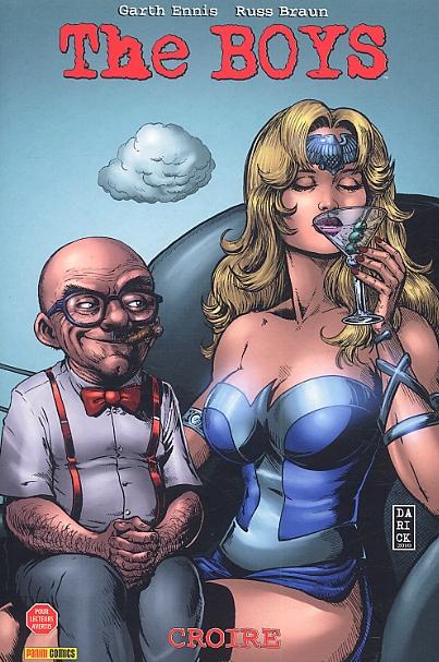 The Boys – édition souple, T12 : Croire (0), comics chez Panini Comics de Ennis, Braun, Aviña, Robertson