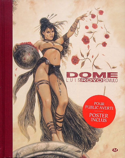 Dome, comics chez Milady Graphics de Royo, Royo