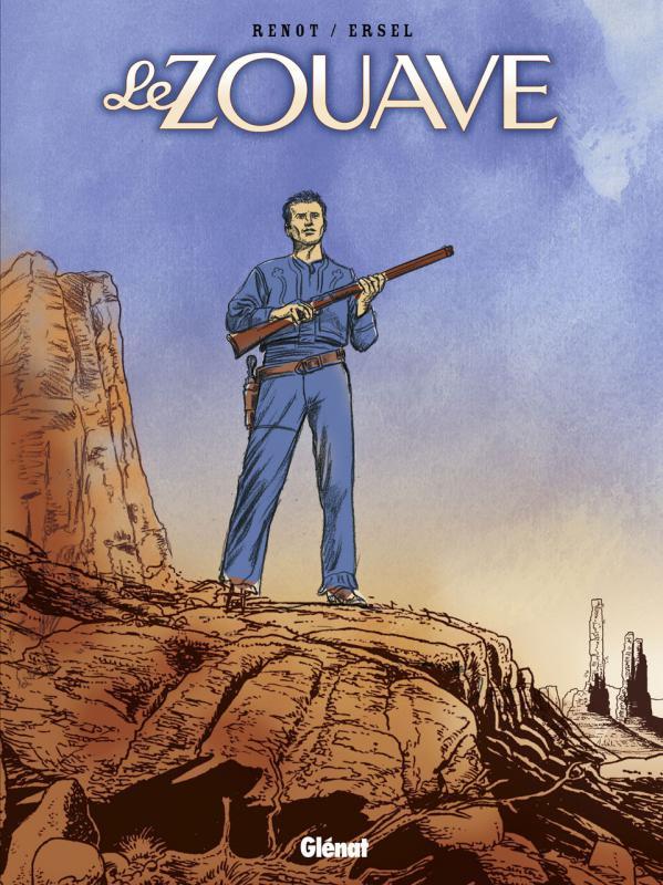 Zouave T2 : Olympe (0), bd chez Glénat de Renot, Ersel, Kattrin