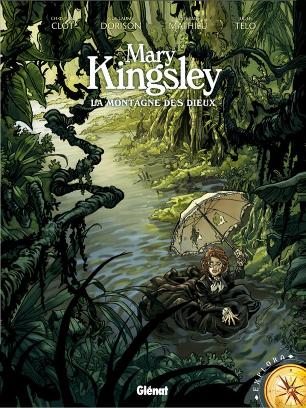 Kingsley : La montagne des dieux (0), bd chez Glénat de Mathieu, Dorison, Telo, Poli, Elyum Studio, Makma, Sintes, Hostache