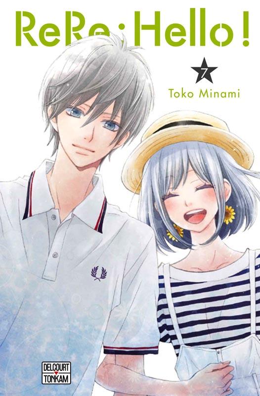 Rere : Hello ! T7, manga chez Delcourt de Minami