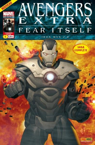 Avengers Extra T1 : Palmer Addley est mort (0), comics chez Panini Comics de Spencer, Kitson, Kano, Olivetti, Di Giandomenico, Martin