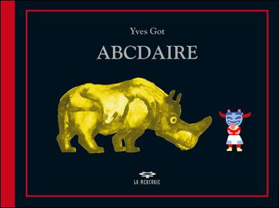 ABCDaire, bd chez La Mercurie de Got